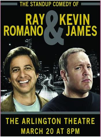 Ray & Kevin