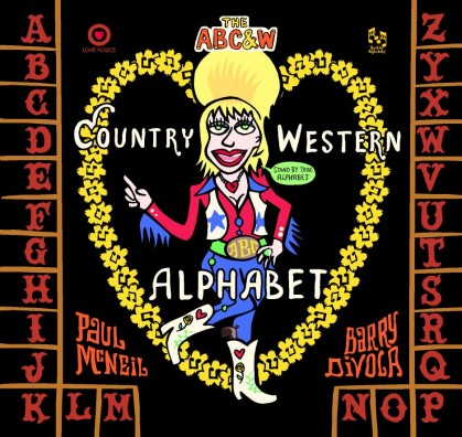 Country Western Alphabet