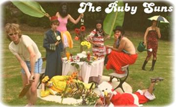 Ruby Suns