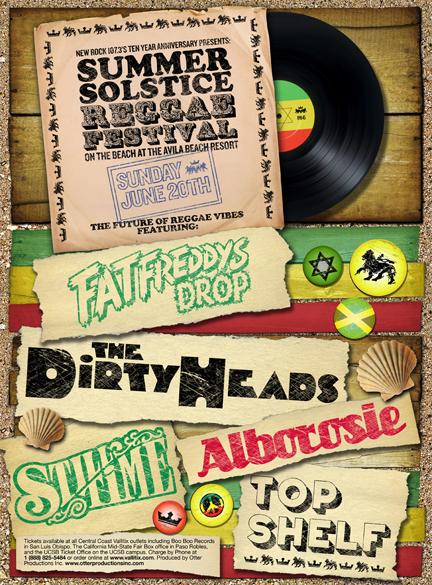 Summer Solstice Reggae Festival