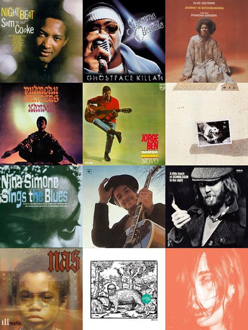 Malik's Top Albums