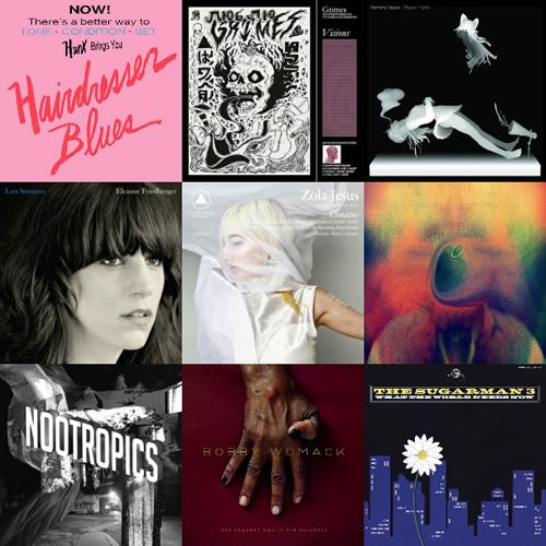 Malik's Top Albums - Recent Releases