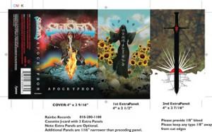 Sword Cassette Cover