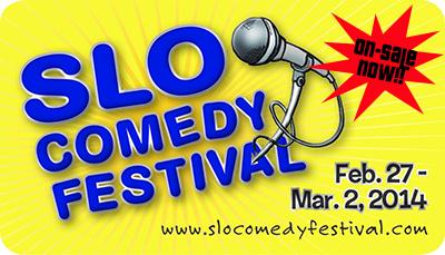 SLO Comedy Fest