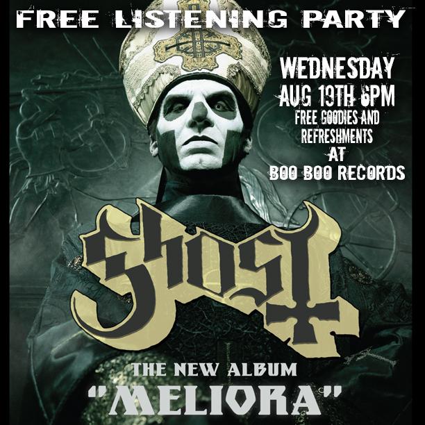 Ghost Meliora